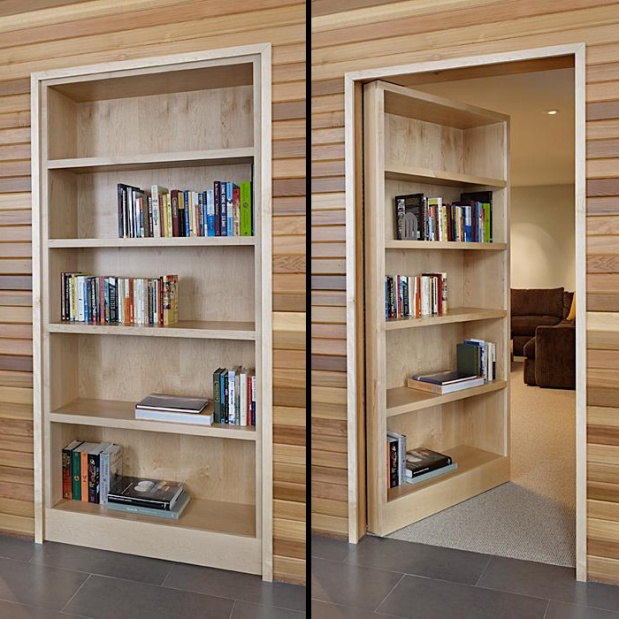 How to Plans for hidden bookcase door Plans PDF woodworking plans ...